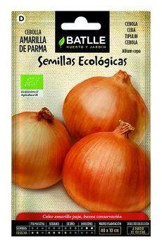 Semillas Cebolla Amarilla de Parma ECO Batlle
