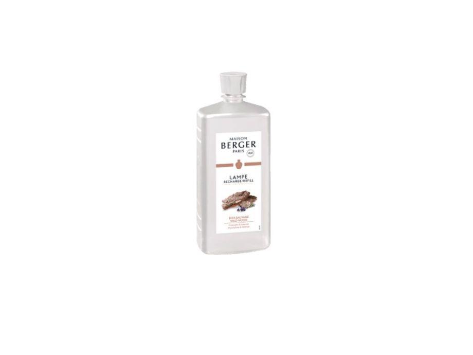 Perfume Bois Sauvage 1 litro Maison Berger