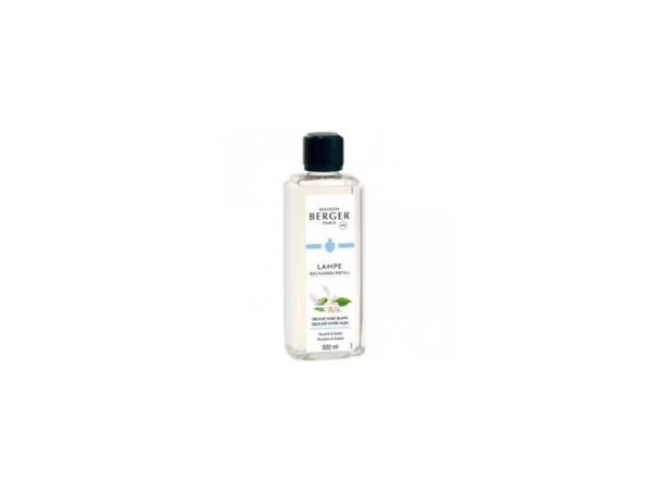Perfume Delicat Musc Blanc 500 ml Lampe Berger