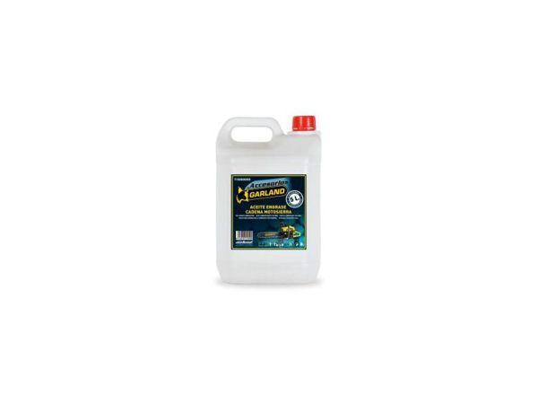 Aceite Cadena Motosierra 5 L Garland