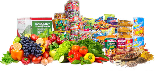 items supermarket grocery market type halal oasis hd clipground