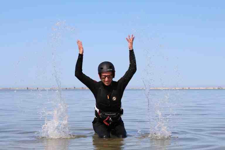 Kiten lernen Djerba
