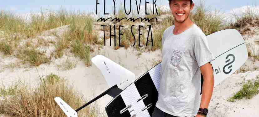 Fly over the sea – Foil Kite Camp // 22.05. – 29.05.2020