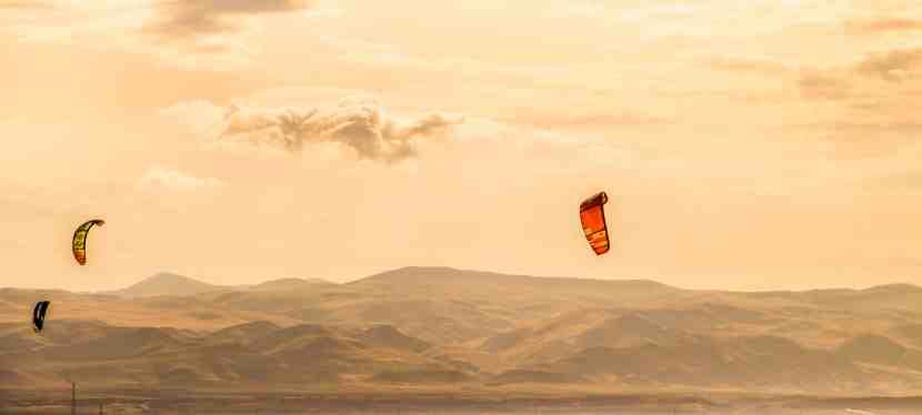 Roadtrip Teil 1 – Kitesurfen in Aserbaidschan