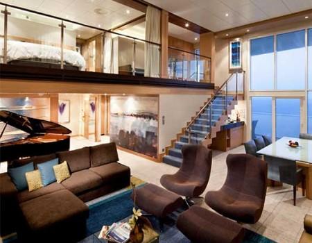 Afbeeldingsresultaat voor oasis of the seas royal loft suite