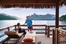 Royal Caribbean Haiti Labadee Beach Cabanas