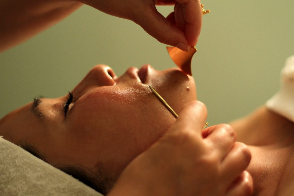 south beach facial waxing