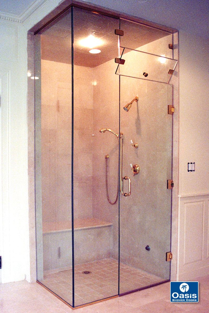 Shower Door  Tub Enclosures by Oasis Shower Doors Boston MA