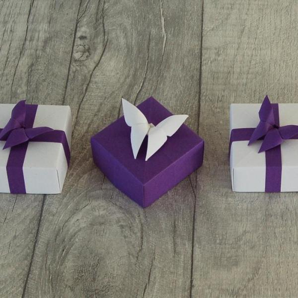 Wedding-Favours-Ultra-Violet-Butterfly-Topped-Handmade-Origami-Boxes-Oast-House-Gifts