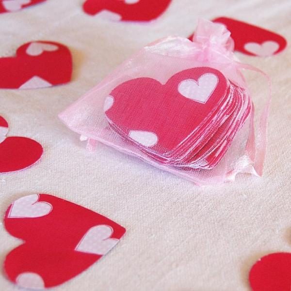Wedding-Party-Table-Scatters-Paper-Confetti-Hand-Stamped-Hearts-Gift-Wrap-3-Oast-House-Gifts