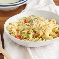 Creamy Roasted Garlic Pasta Sauce