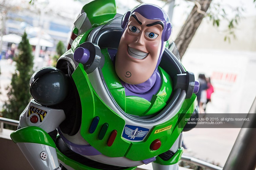 """""""To infinity and beyond!"""""""