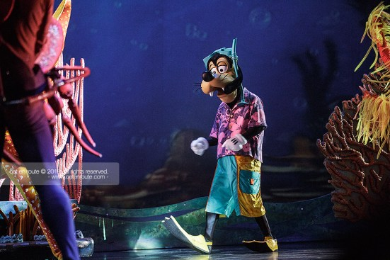 """""""The Golden Mickey - Presented in Disney's Storybook Theatre"""""""