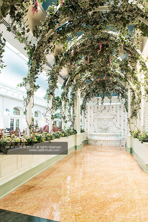 """Enchanted Gardent Restaurant"""