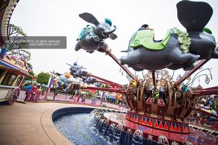 """""""Dumbo the Flying Elephant"""""""