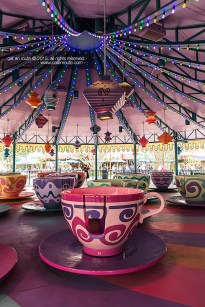 """""""Mad Hatter Tea Cup"""""""