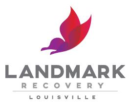 Landmark Receovery Logo
