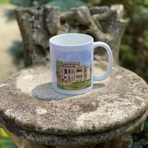 Oatlands Mansion Mug