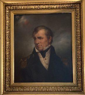 Charles Morris portrait