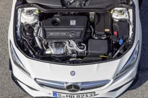 Mercedes-AMG CLA 45; C/X117; 2016