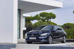 Mercedes-Benz CLA 250 4MATIC Shooting Brake (X117) 2016