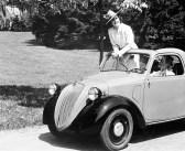 Fiat świętuje 80 lat Fiata 500 Topolino.