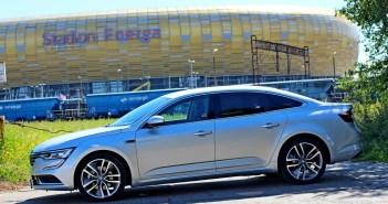 Renault w siedmiomilowych butach czyli test Renault Talisman Intens Energy TCe 150 EDC