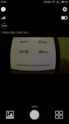 Lamax CamApp 3.0