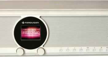 Ferguson prezentuje nowe  radio internetowe z tunerem DAB, DAB+ i FM oraz Bluetooth