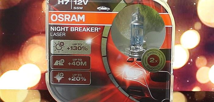 Osram Night Breaker Laser – czy warto? | TEST