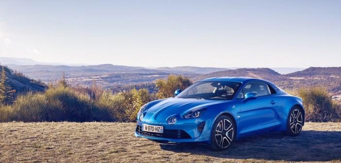 Sportowe coupé Alpine powraca jako A110 Première Edition