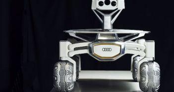 Audi oddaje hołd misji księżycowej Apollo