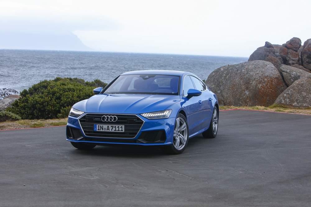 Nowe Audi A7 Sportback Progresywne Stylistycznie I