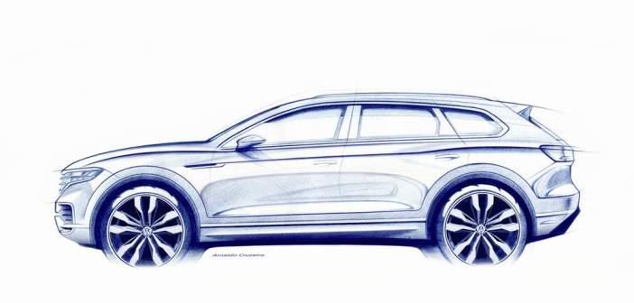 """""""Wyznacza drogę"""" – nowy Volkswagen Touareg"""