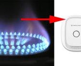 Inteligentny dom – Czujnik gazu z repeaterem