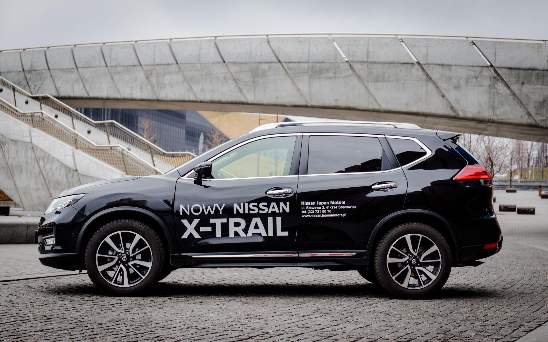 Nissan X-Trail 30