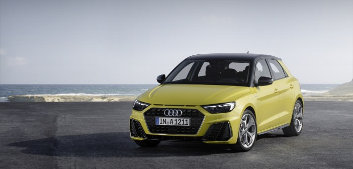 Nowe Audi A1 Sportback – idealny towarzysz miejskiego stylu życia