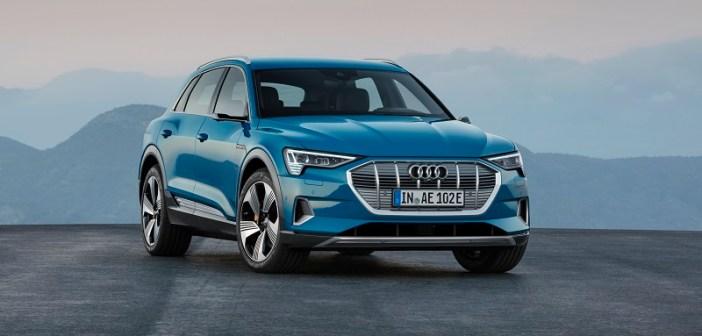 Elektryzująca radość z jazdy: Audi e-tron