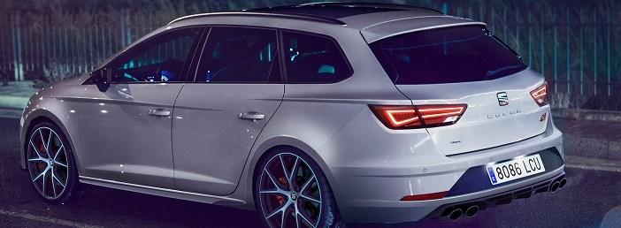 Znamy ceny SEAT-a Leona ST CUPRA 370 Carbon