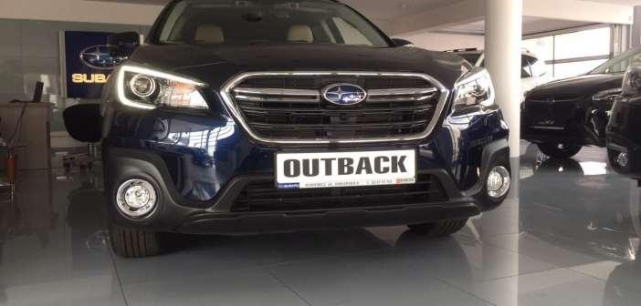 Wyjątkowa linia modelowa Subaru Outback