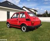 Fiat 126p – 1993 – 145.000 PLN – Lublin –  Najdroższy maluch w historii