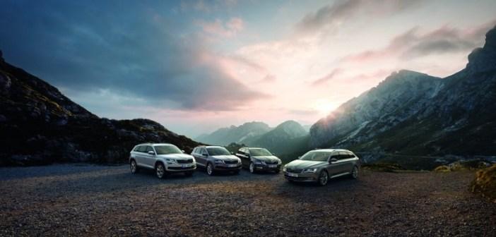 ŠKODA jako pierwsza oferuje samochody online i umacnia się na pozycji lidera innowacji