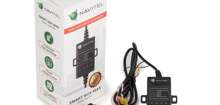 NAVITEL SMART BOX MAX – uniwersalny powerbank do wideorejestratorów