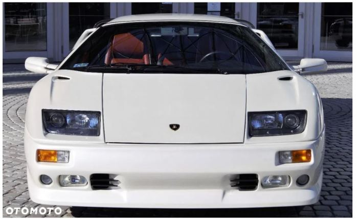 Lamborghini Diablo VT 2
