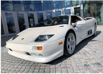 Lamborghini Diablo VT 3