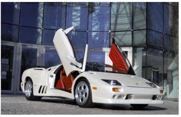 Lamborghini Diablo VT 4