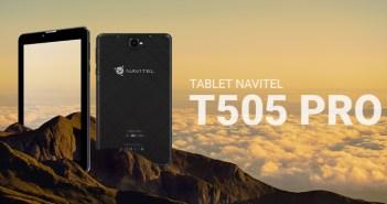 NAVITEL T505 PRO – tablet z nawigacją GPS