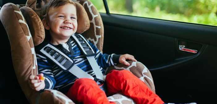 7 rad na podróż samochodem z małym dzieckiem