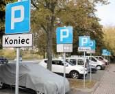 Poznań miastem znaków drogowych.