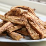 parsnip oven fries